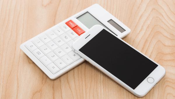 分割購入の多いスマートフォン端末
